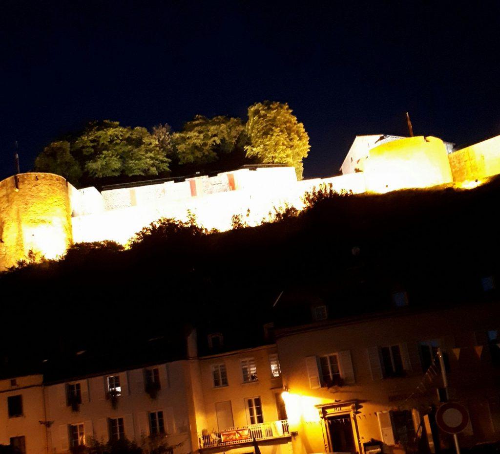 Mittelalterliches Fest in Sierck les Bains
