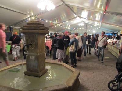 Nachtmarkt in Sierck les Bains